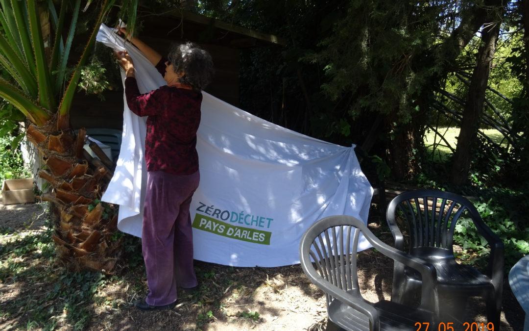 Pique-nique zéro déchet Bambous en Provence Eyragues