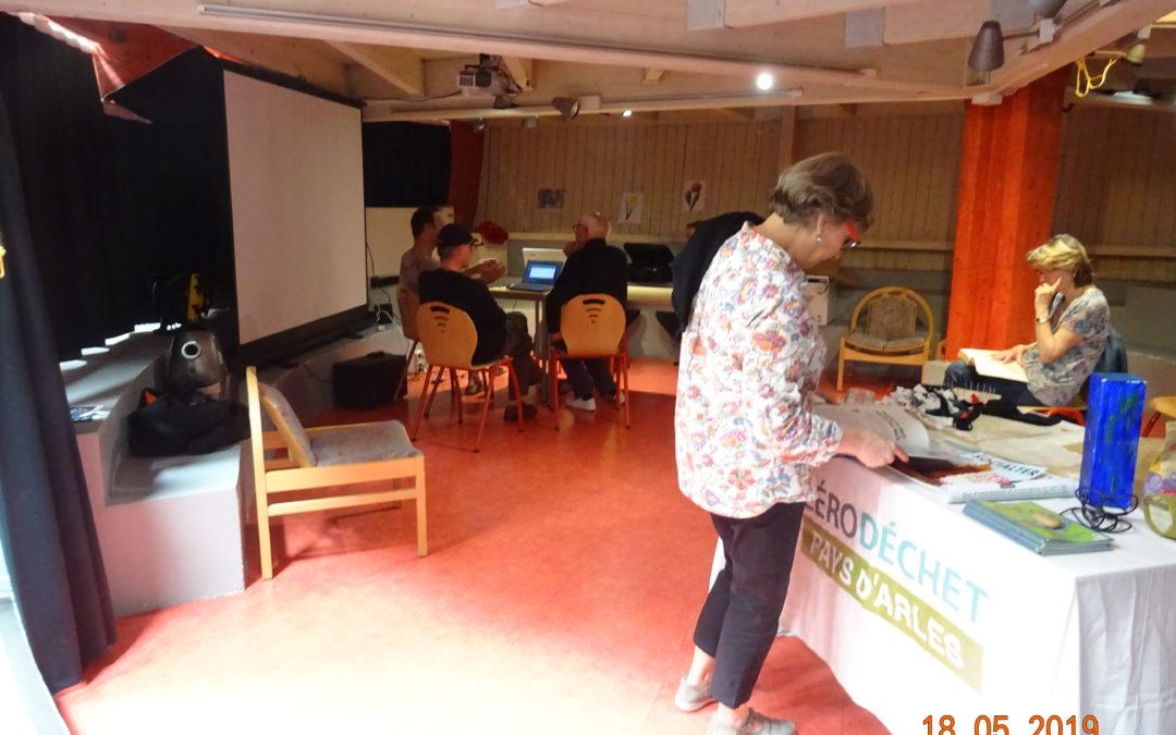 Répare-café médiathèque St-Martin-de-Crau