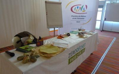 Atelier produits ménagers et cosmétiques Chambre des métiers et de l'artisanat Nîmes 14 janvier 2020
