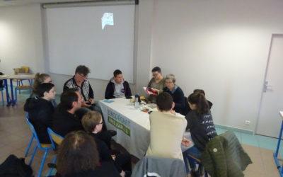 Présentation des alternatives au jetable Lycée Montmajour